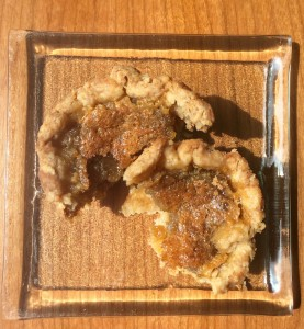 Utterly Awesome Maple Butter Tarts!